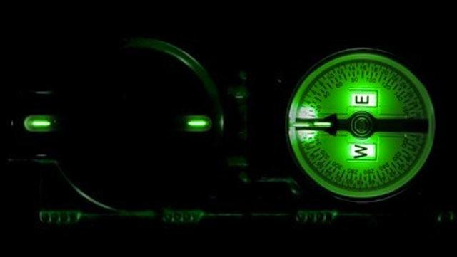 Tritium Compass 3H